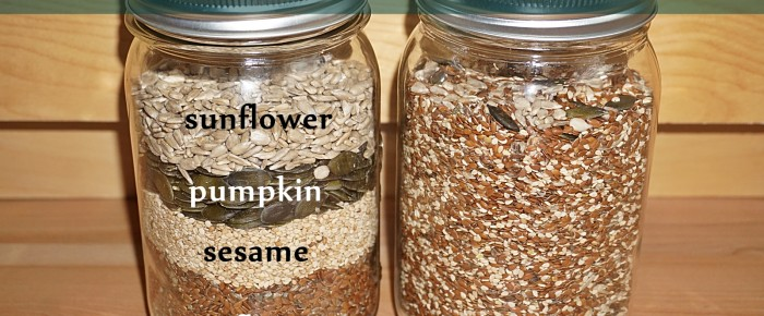 Magic Formula Of 4 Super Seeds We Should Eat Every Day