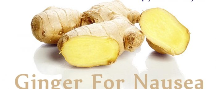 Ginger – The Best Remedy For Nausea Of All Kinds